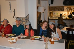 Restaurante Zodiac Madrid